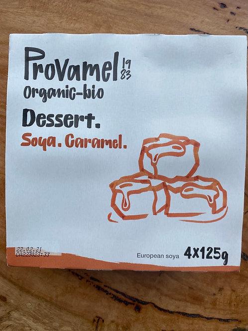 PROVAMEL - Caramel Dessert 4pk