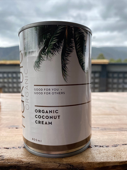 NAKULA - Organic Coconut Cream