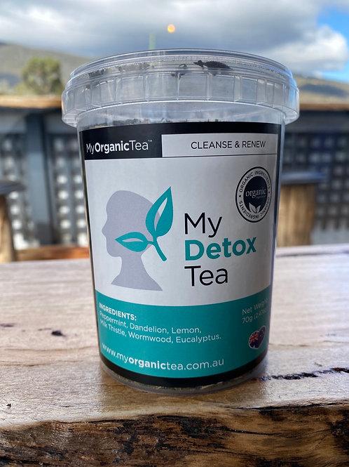 MY ORGANIC TEA - Detox 70g