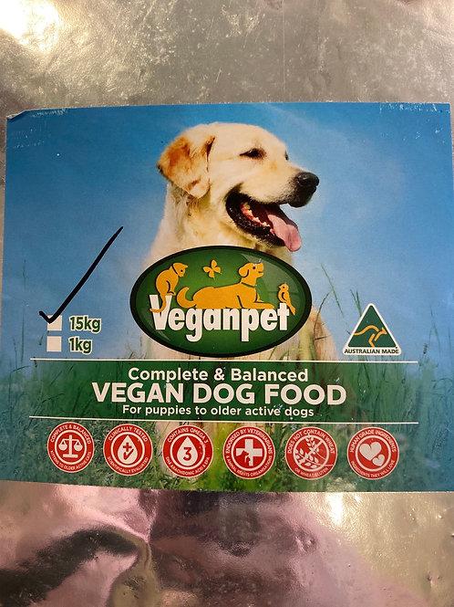 VEGANPET - Dry Dog Food 15kg