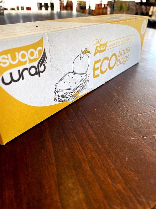 SUGAR WRAP - Eco Zipper Bags
