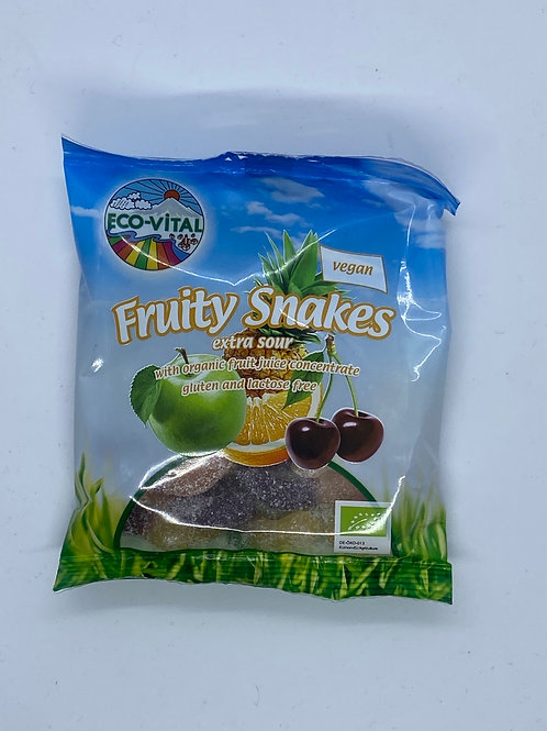 ECO-VITAL - Fruity Snakes, Sour