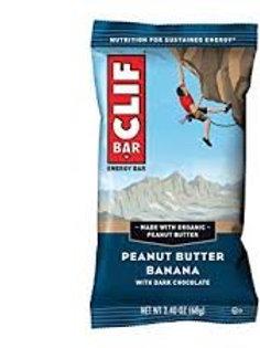 CLIF BAR - Peanut Butter Banana