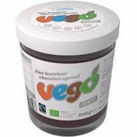 VEGO Fine Chocolate Hazlenut Spread