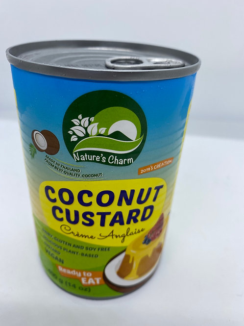 NATURE'S CHARMS - Coconut Custard