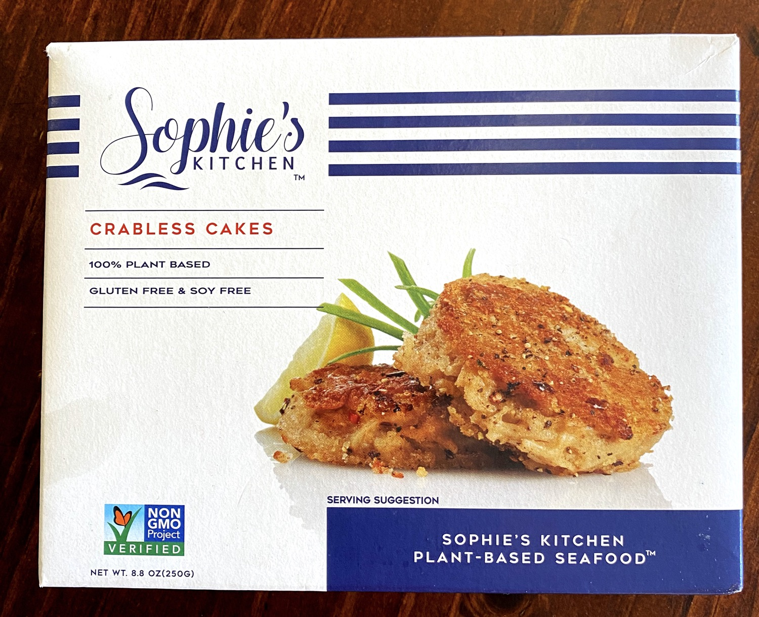 SOPHIE'S KITCHEN - Crab Cakes