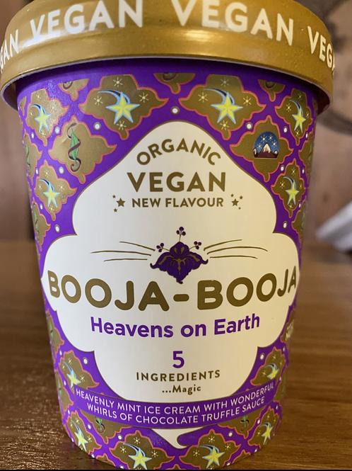 BOOJA BOOJA - Heaven On Earth Cashew Icecream
