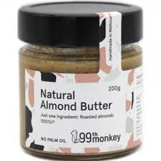 Natural Almond Butter