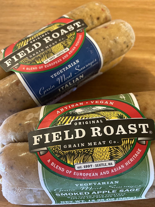 FIELD ROAST - sausages
