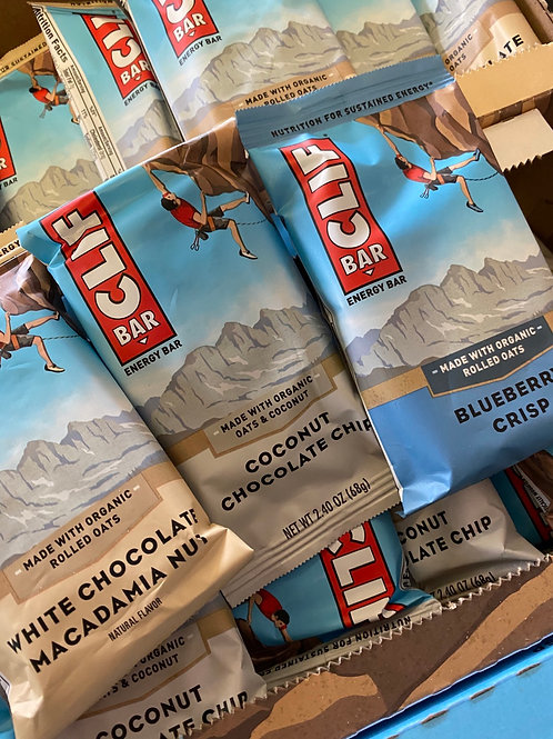 CLIF - Coconut Choc Chip