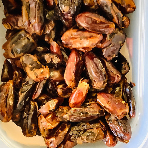 FRUIT - Dates, Pitted 100g