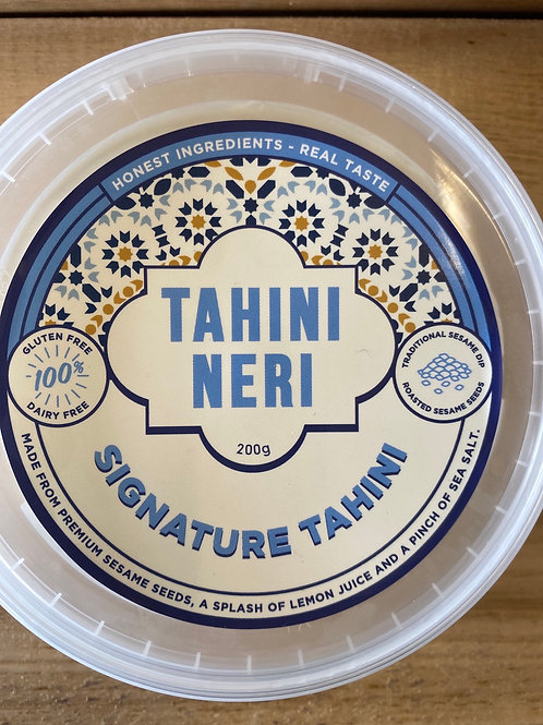 NERI - Tahini Neri, Signiture Tahini
