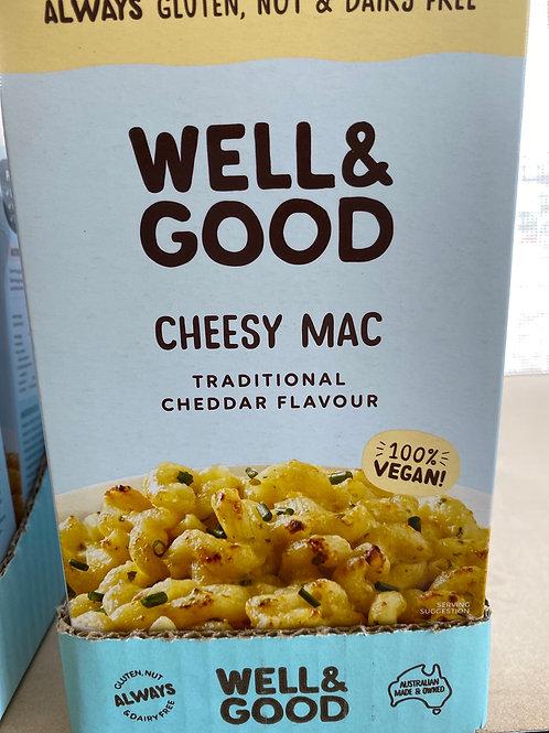 WELL & GOOD - Cheesy Mac