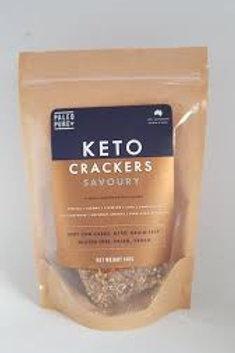 KETO CRACKERS - Savoury