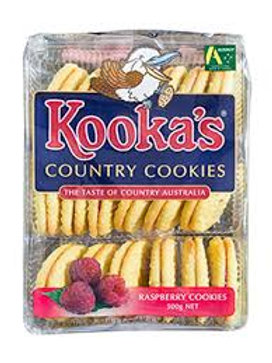 KOOKAS - Raspberry Filled