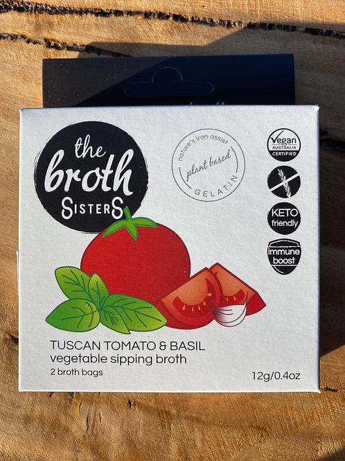 THE BROTH SISTERS - Tuscan Tomato