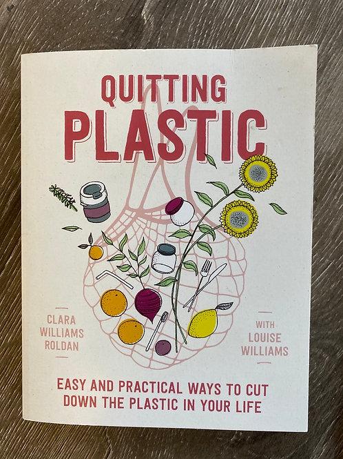 BOOK - Quitting Plastic, Clara Williams Roldan