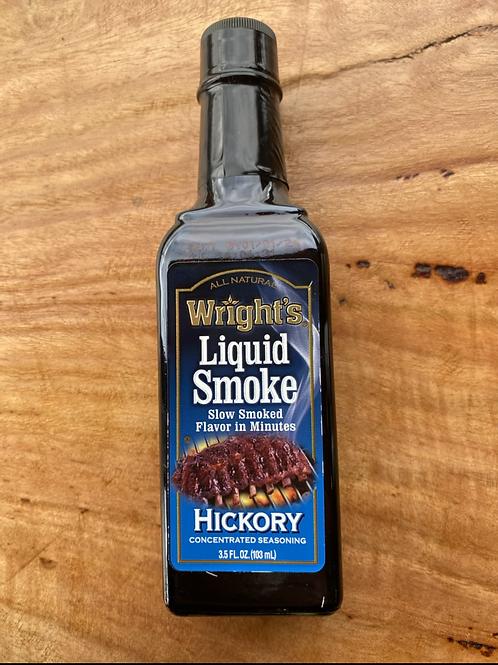 WRIGHT'S - Liquid Smoke, Hickory 103ml
