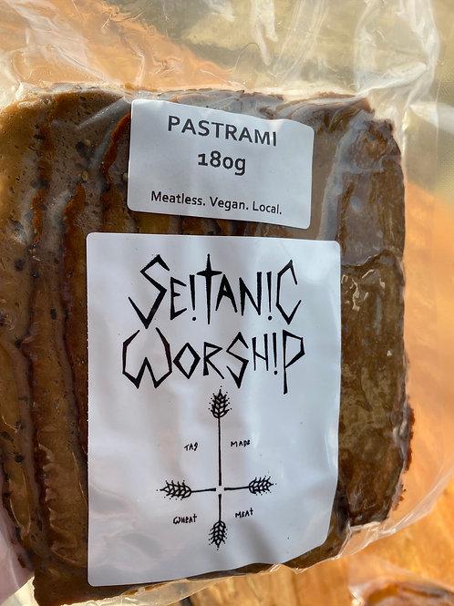 SEITANIC WORSHIP - Pastrami