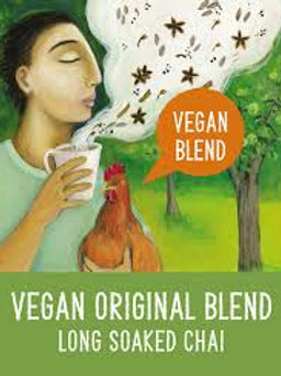 THE FRESH CHAI CO - Vegan Original Blend