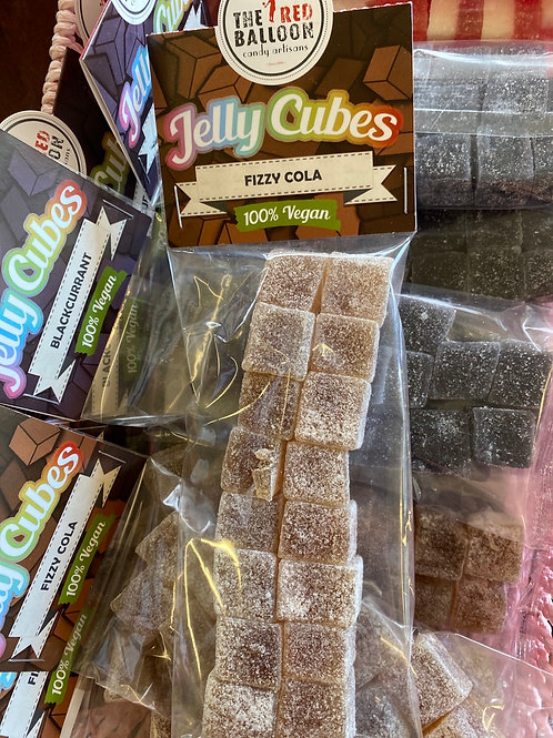 JELLY CUBES - Fizzy Cola