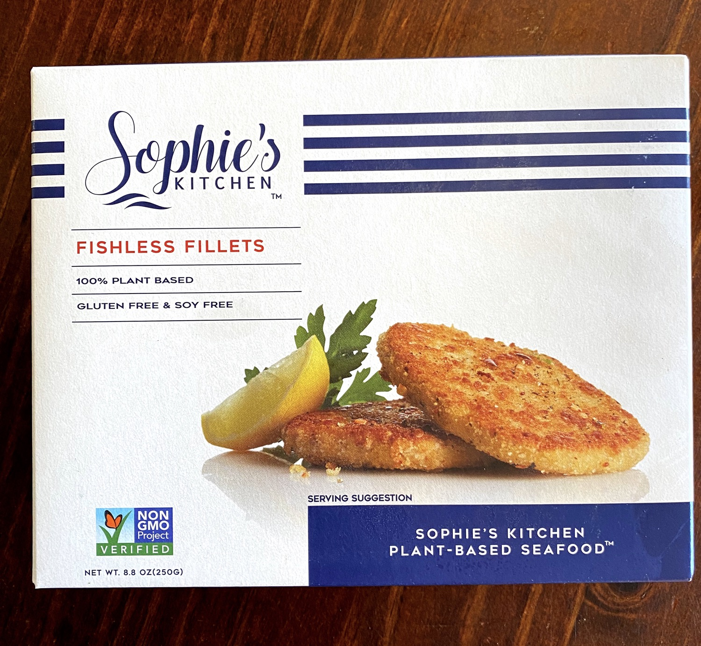 SOPHIE'S KITCHEN - Fishless Fillets