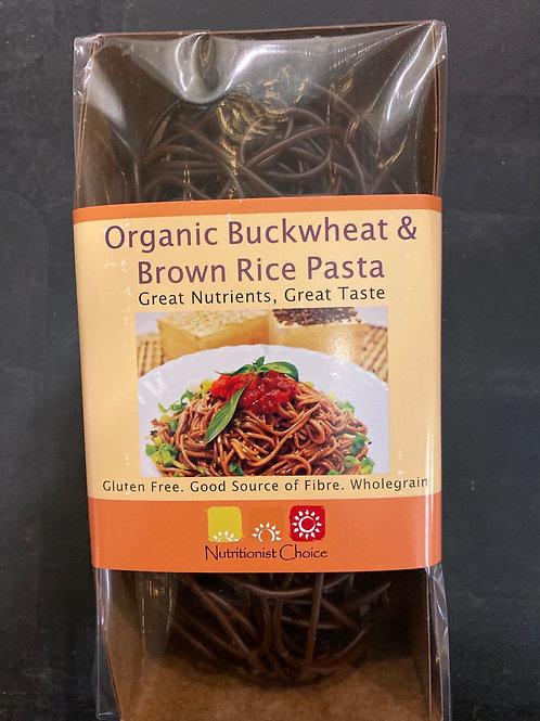 Organic Buckwheat and Brown Rice Pasta