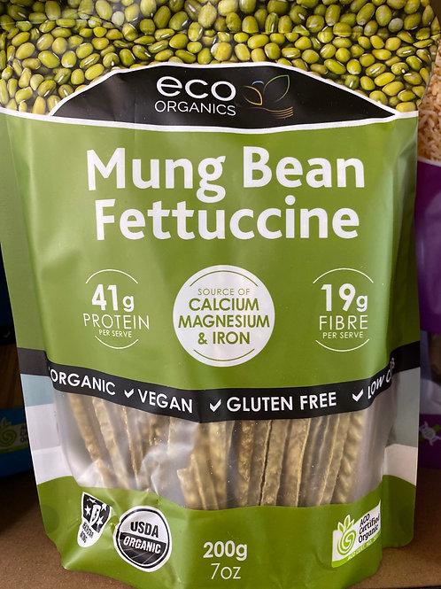 ECO ORGANICS - Mung Bean Fettuccine 200g