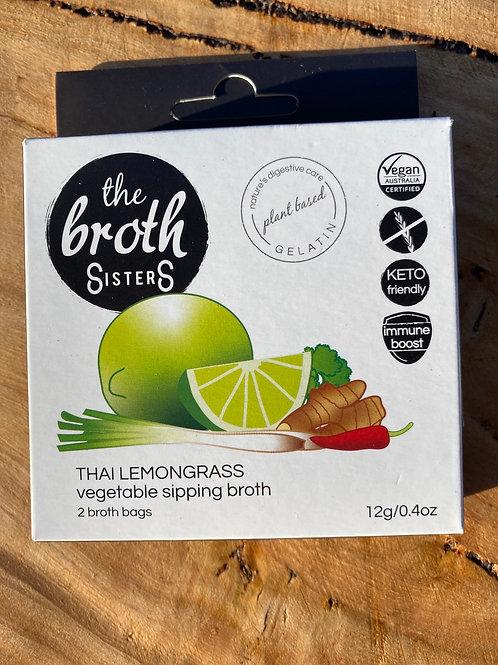 THE BROTH SISTERS - Thai Lemongrass