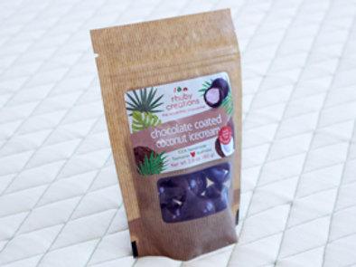 RHUBY CREATIONS - Choc Coated Coconut Icecream