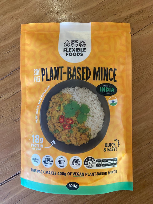 FLEXIBLE FOODS - Plant Based Mince, India