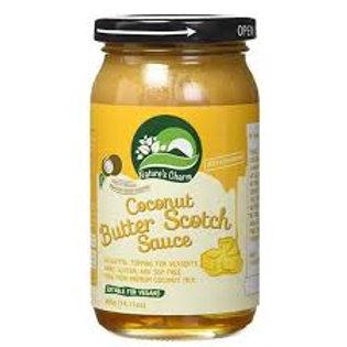 Coconut Butterscotch Sauce