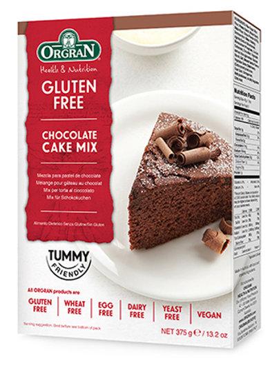 ORGRAN - Choc Cake Mix