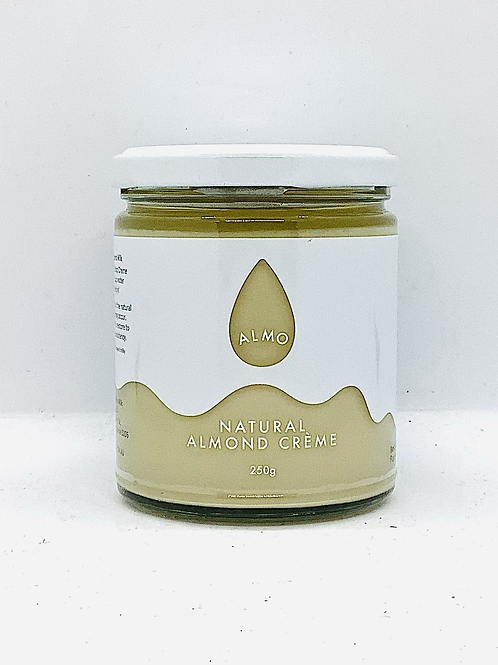 ALMO - Natural Almond Creme 250g