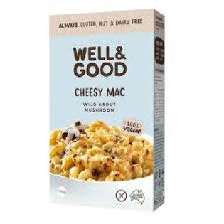 Cheesy Mac -Wild About Mushroom