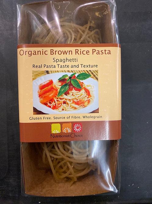 Organic Brown Rice Spaghetti