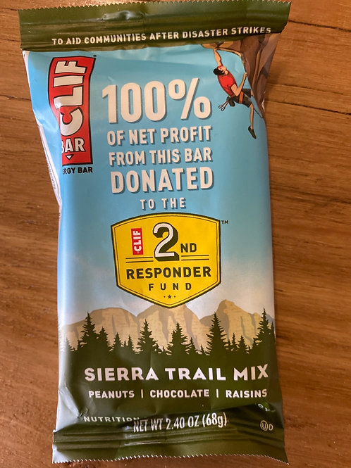 CLIF BAR - Sierra Trail Mix