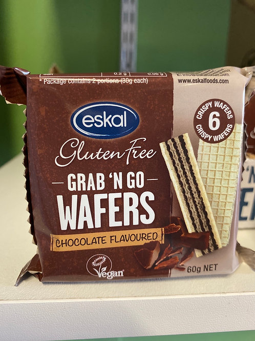 ESKAL - Chocolate Filled Wafers