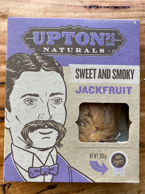 UPTONS - Jackfruit, Sweet and Smokey 300g