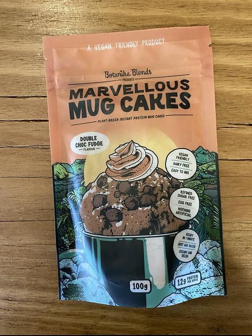 BOTANIKA BLENDS - Marvelous Mug Cake, Double Choc Fudge