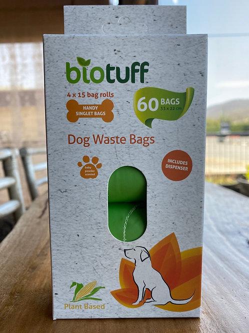BIOTUFF - Dog Waste Bags