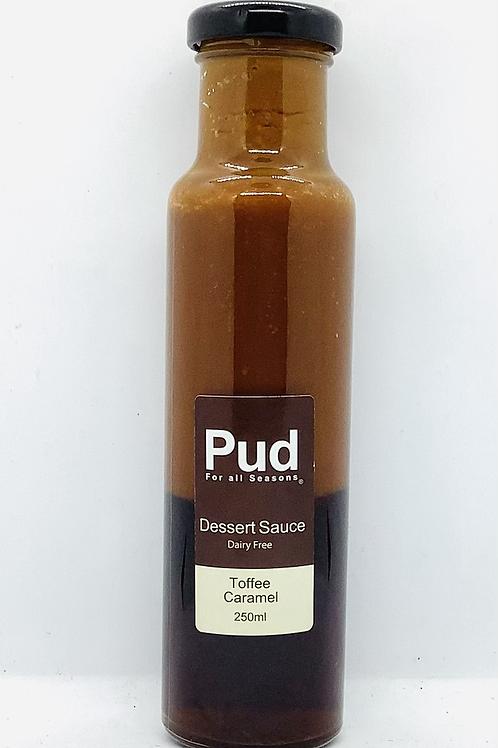 PUD TOFFEE CARAMEL DESSERT SAUCE 250ml