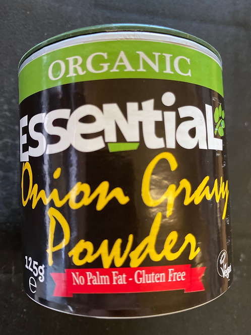 ESSENTIAL - Onion Gravy Powder 125g