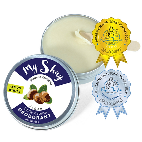 My Shay Natural Deodorant - Lemon Myrtle