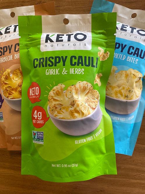 KETO NATURALS - Crispy Cauli Bites