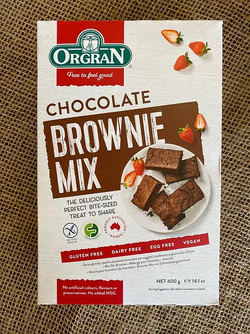 ORGRAN - Brownie Mix