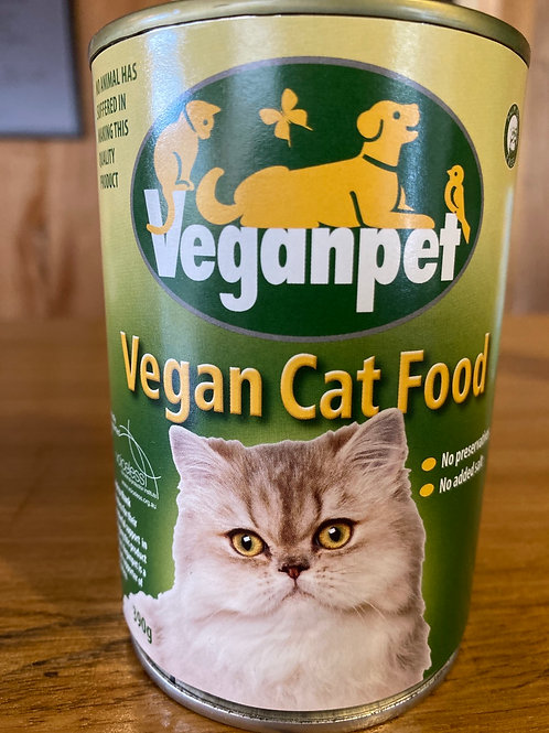 VEGANPET - Wet Cat Food 390g