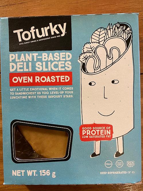 TOFURKY - Oven Roasted Delhi Slices