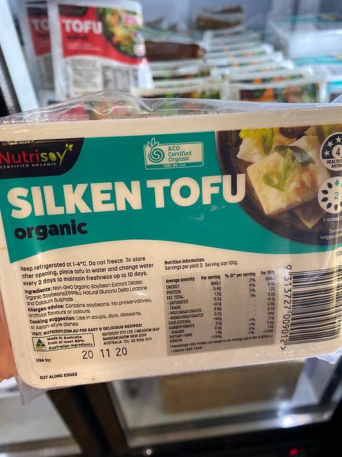 NUTRISOY - Silken Tofu 300g