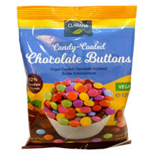 Candy Coated Chocolate Buttons